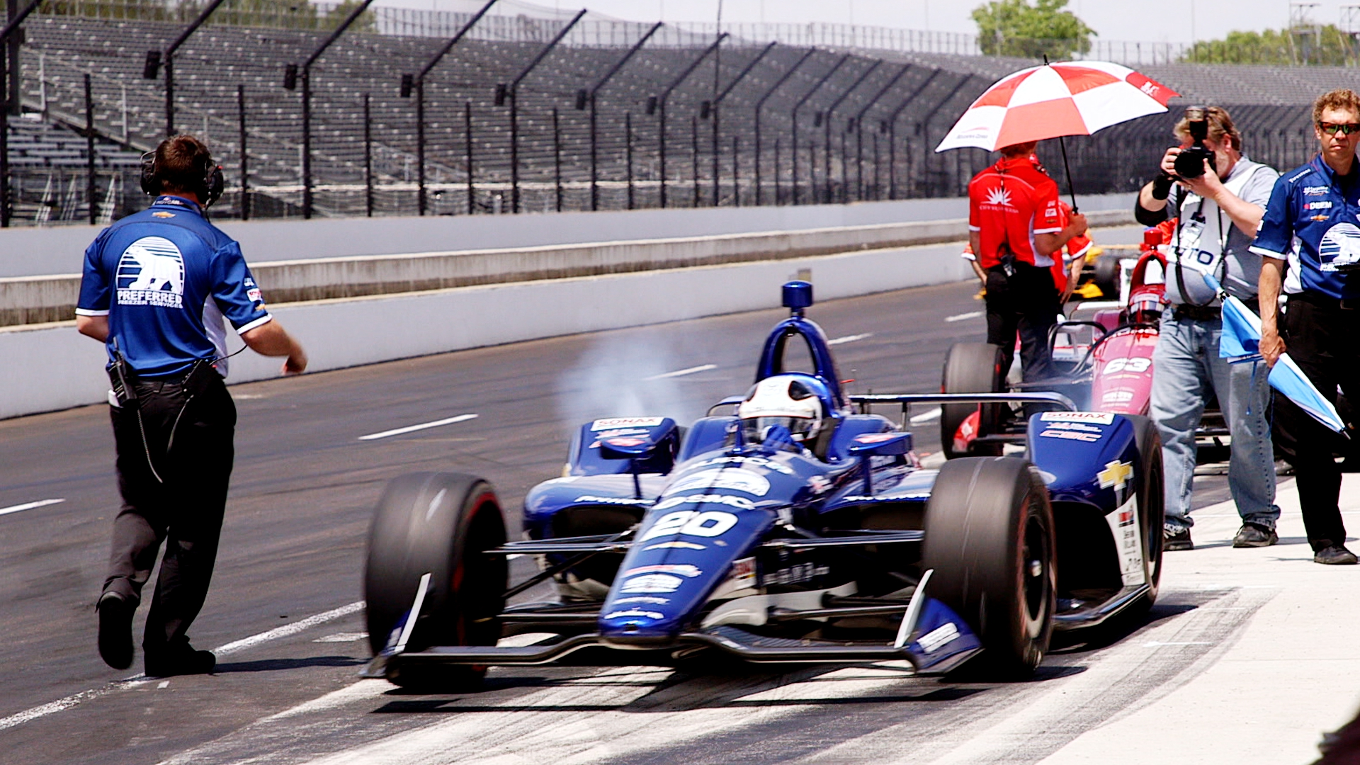 image4 Go To Team St. Louis Crew | Forbes at the Indianapolis 500