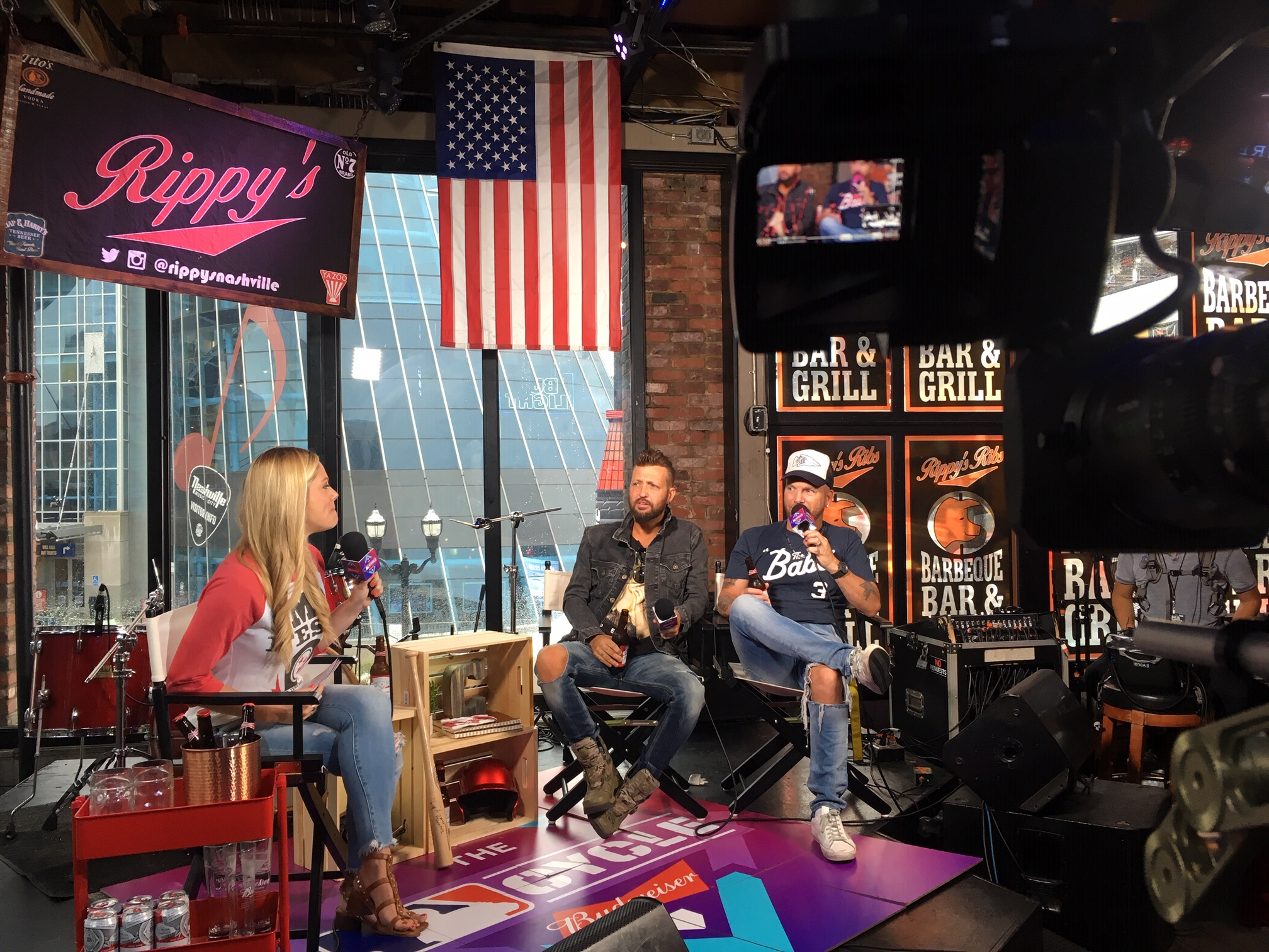 LOCASH Interview | CMA Fest