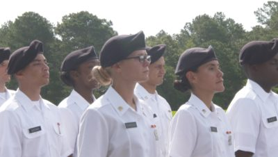 image1 400x226 Go To Team Charlotte Crew   Carly Schroeder to the Army