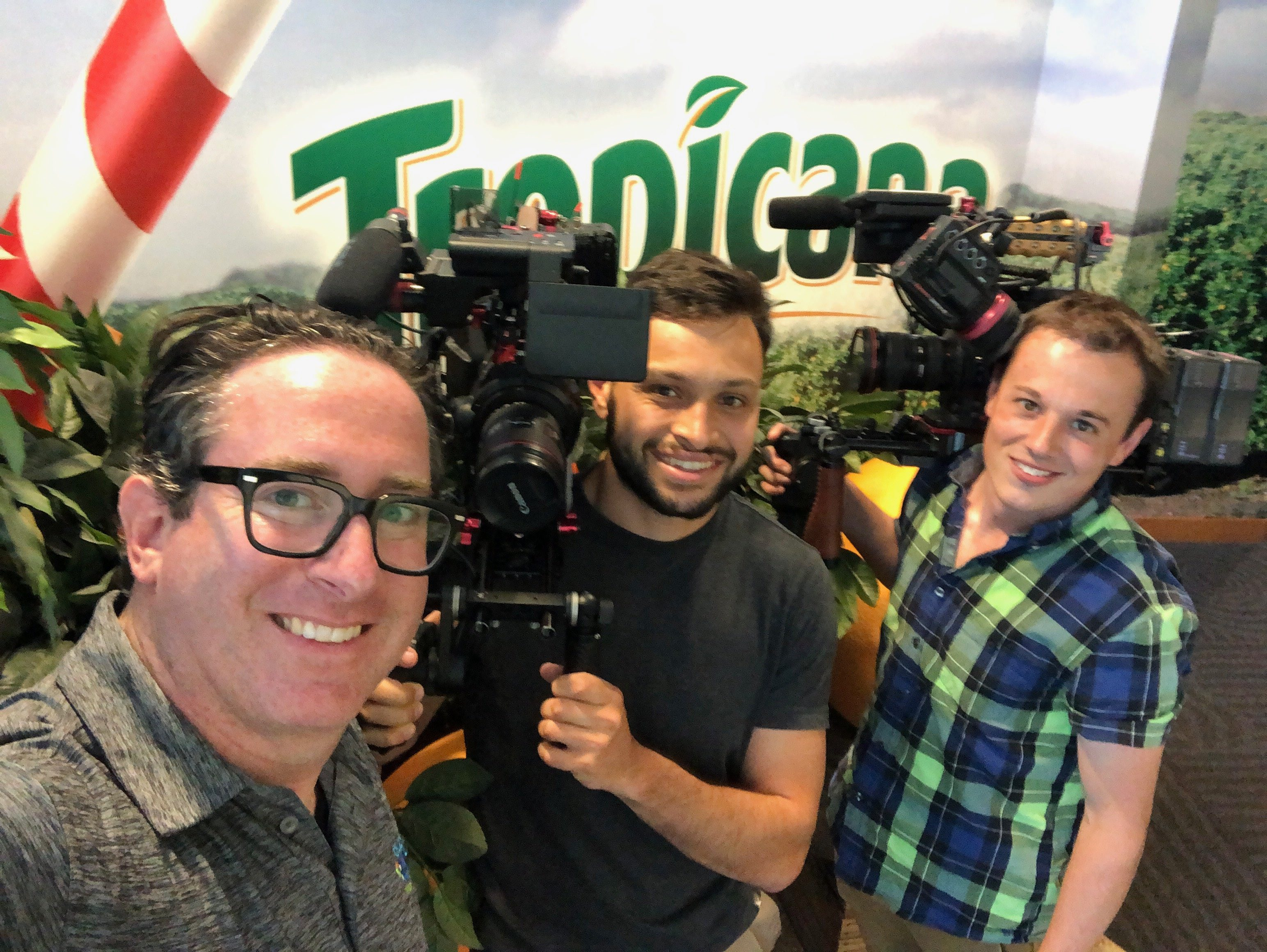 Office Channel Video Crew | Go To Team