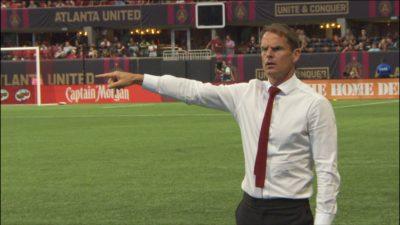 Go To Team Atlanta Crew | Atlanta United vs. DC United