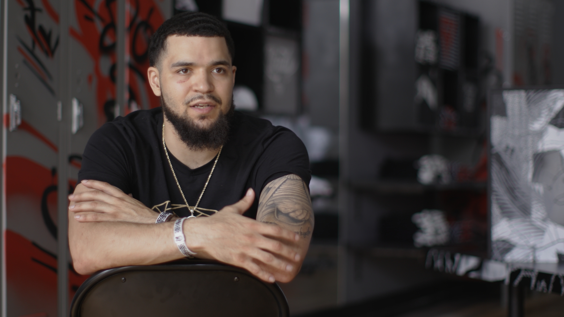 Rogers Sports Net Fred VanVleet 1.1.1 1 Go To Team Chicago Crew | Fred VanVleets New Clothing Brand