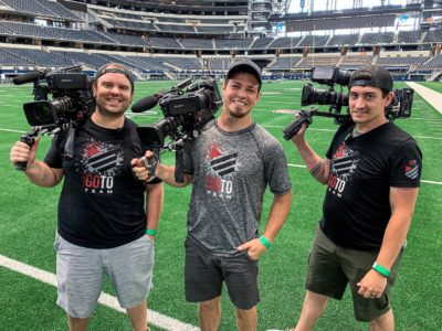 Go To Team Crews | Viacom   BTS Dallas Cowboy Cheerleaders