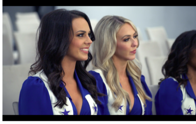 Screen Shot 2019 08 02 at 9.42.22 AM 400x253 Go To Team Crews | Viacom   BTS Dallas Cowboy Cheerleaders