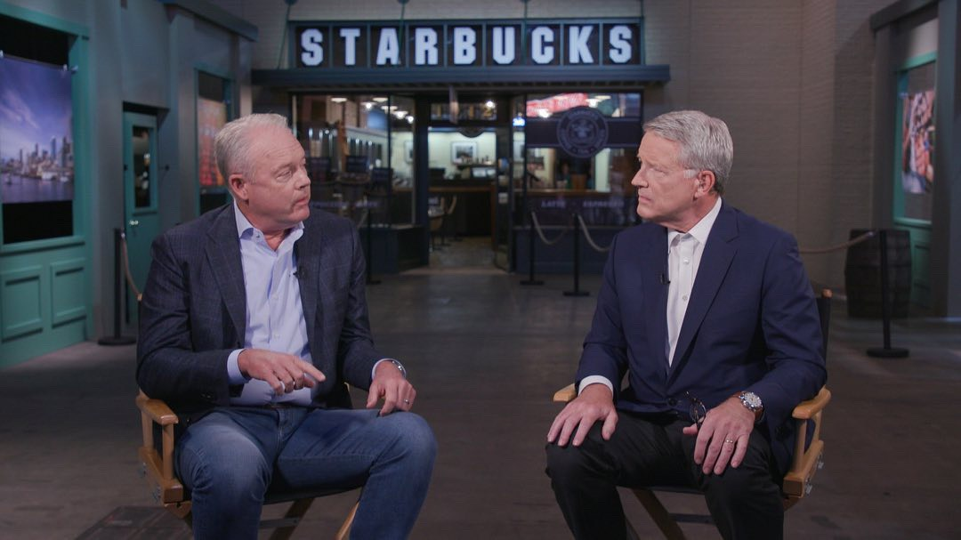 St. Louis Video Camera Crew | Bloomberg Interview Starbucks CEO