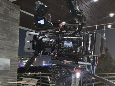 Waco TX Video Camera Crew | Democratic Presidential Debates