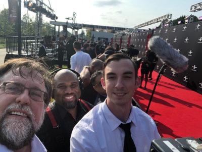image41 400x301 Go To Team Atlanta Crew | E! News | Tyler Perry