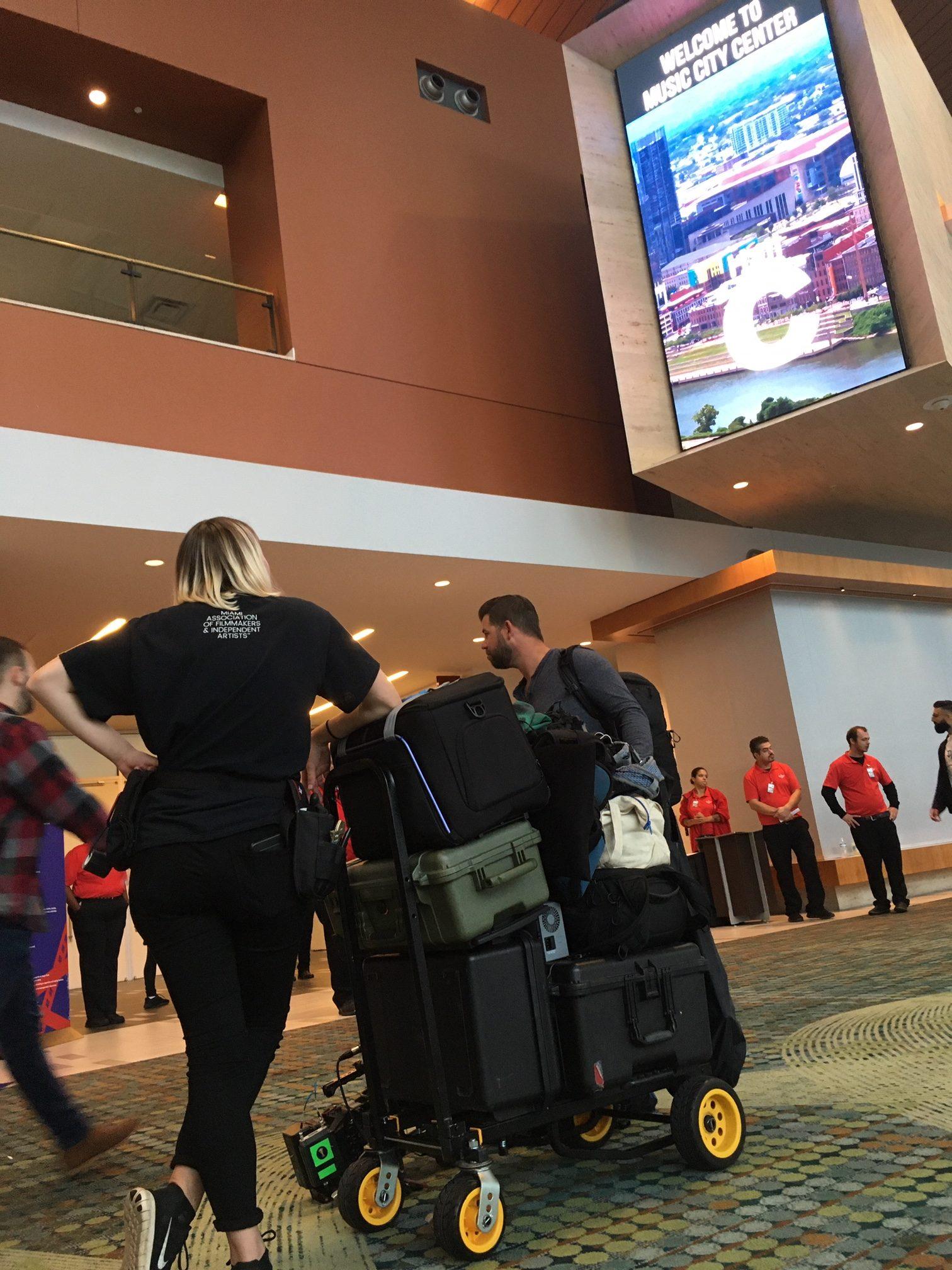 Go To Team Nashville Crew | Fox Nation Politicon 2019