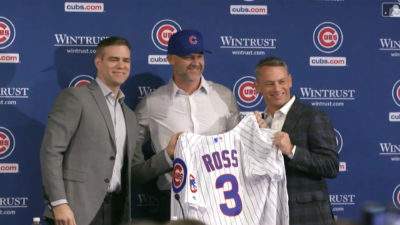 Go To Team Chicago Crew | Interview with Chicago Cubs Manager