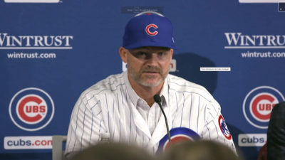 image21 400x225 Go To Team Chicago Crew | Interview with Chicago Cubs Manager