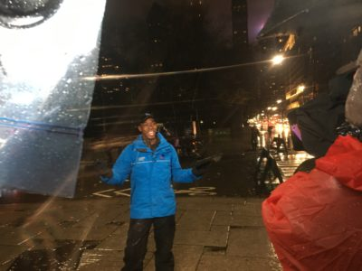 IMG 7450 400x300 Go To Team Columbia Crew | The Weather Channel   Winter Storm Ezekial Coverage