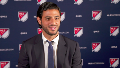 Go To Team Los Angeles Crew | MLS MVP Announcement