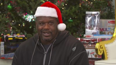Go To Team Columbia Crew | Shaq A Claus 2019