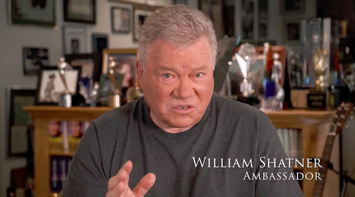 Go To Team Los Angeles Crew | March of Dimes - William Shatner