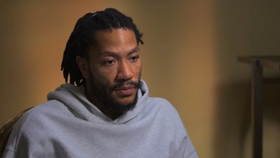 Go To Team Atlanta Crew | ESPN   Roaming NBA: Derrick Rose