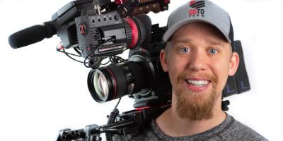 Jordan Woods   Cleveland Video Camera Crew