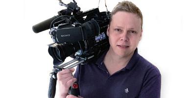 Craig Goodale | Columbia Video Camera Crew