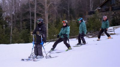 Go To Team New York Crew | Wounded Warrior Project - Ski Workshops