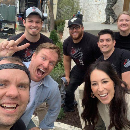 Go To Team Texas Crews | E!s In The Room w/ Jason Kennedy