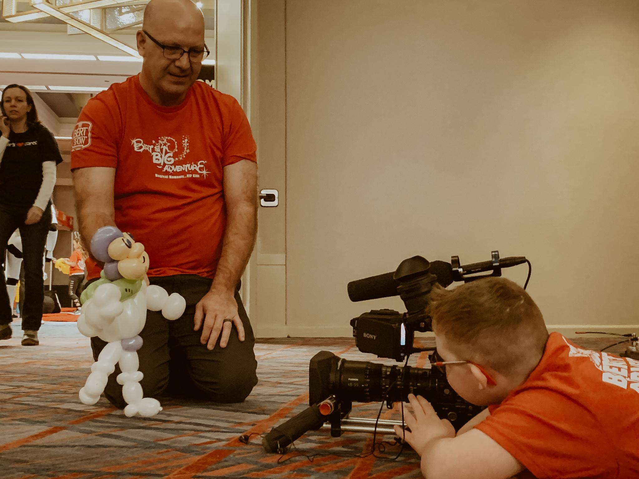 Go To Team Atlanta Crew | CNN: Bert's Big Adventure