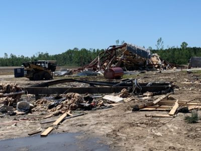 IMG 6324 400x300 Go To Team Atlanta Crew: The Weather Channel: Tornado Aftermath