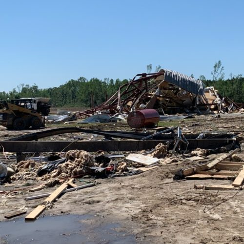 IMG 6324 500x500 Go To Team Atlanta Crew: The Weather Channel: Tornado Aftermath