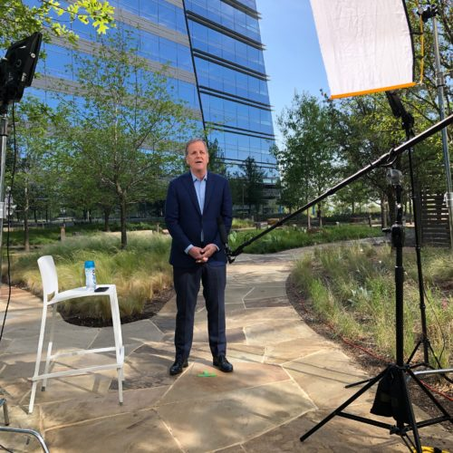 GO TO TEAM DALLAS CREW | CNBC: SQUAWK ALLEY   AMERICAN AIRLINES CEO