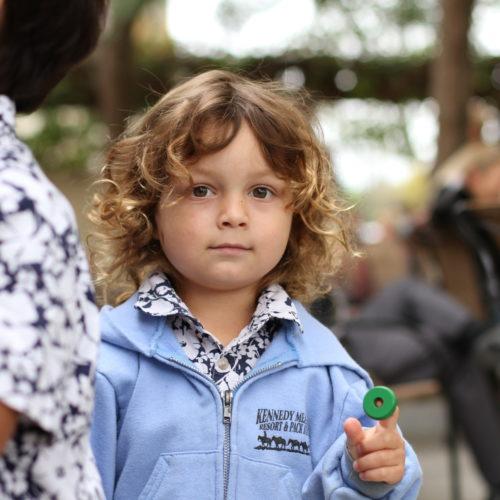 Volunteer with Children's Ministry