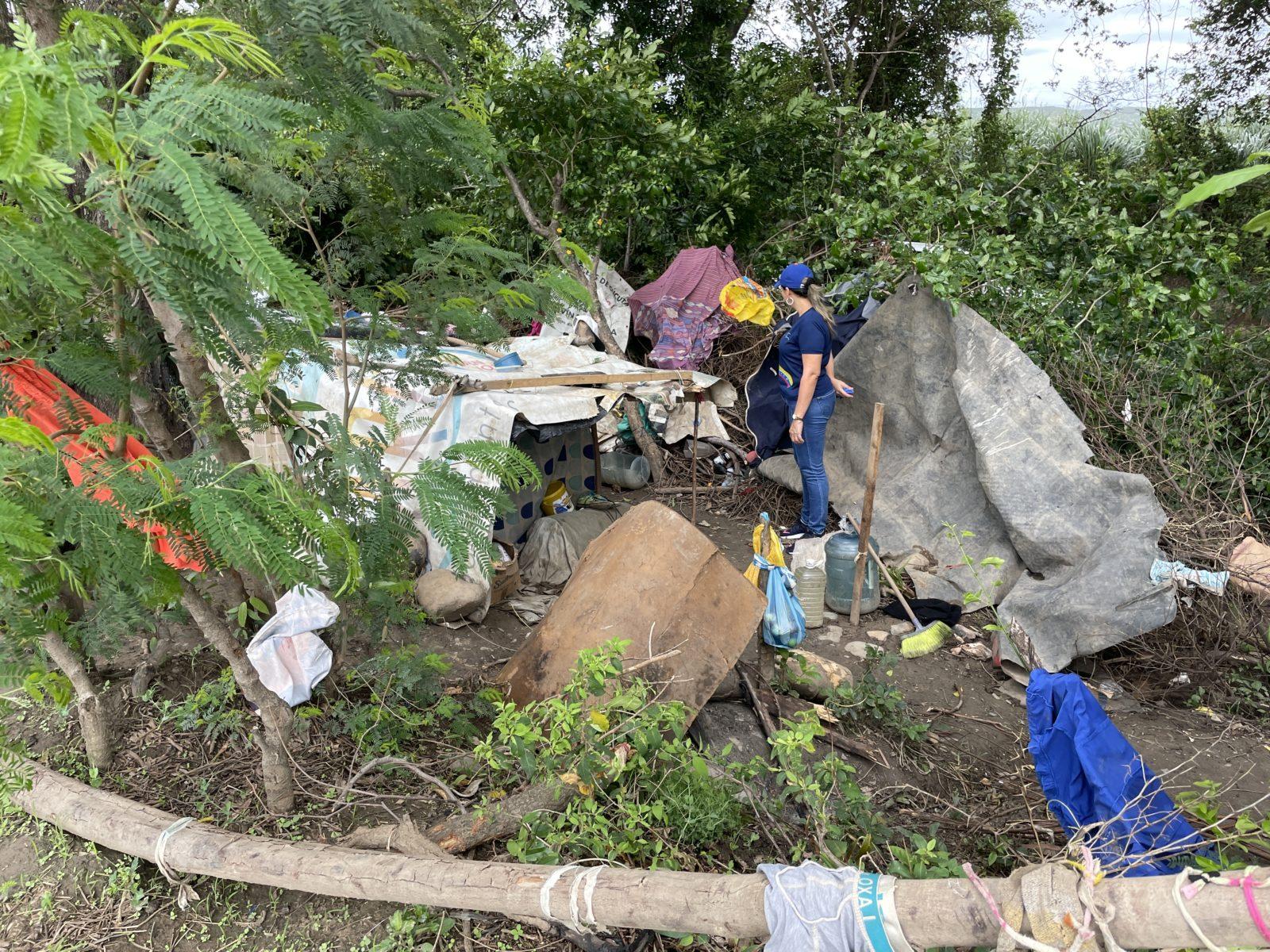 venezuelan camp