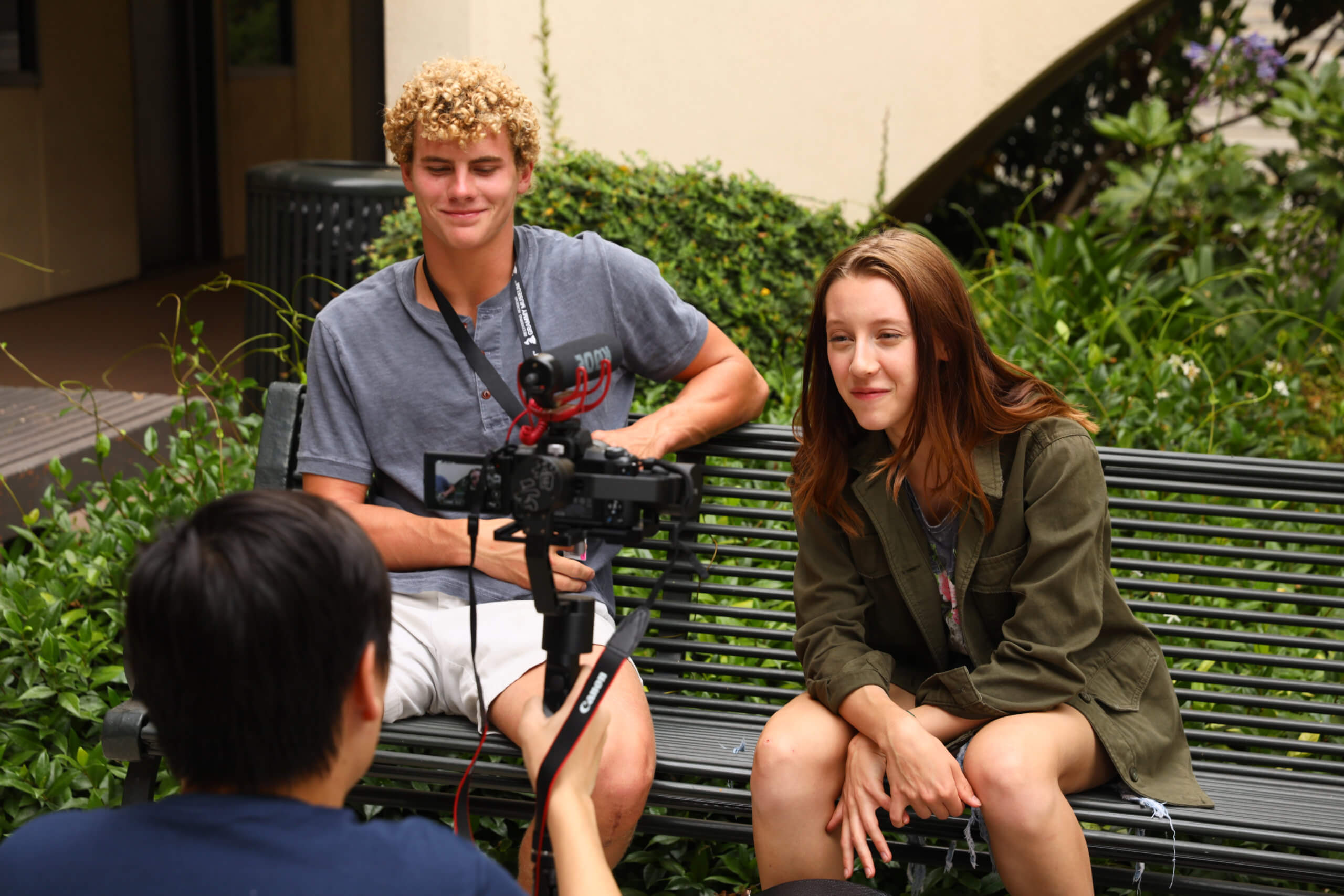 Video Production Lesson 3: Shooting a Video/Interview