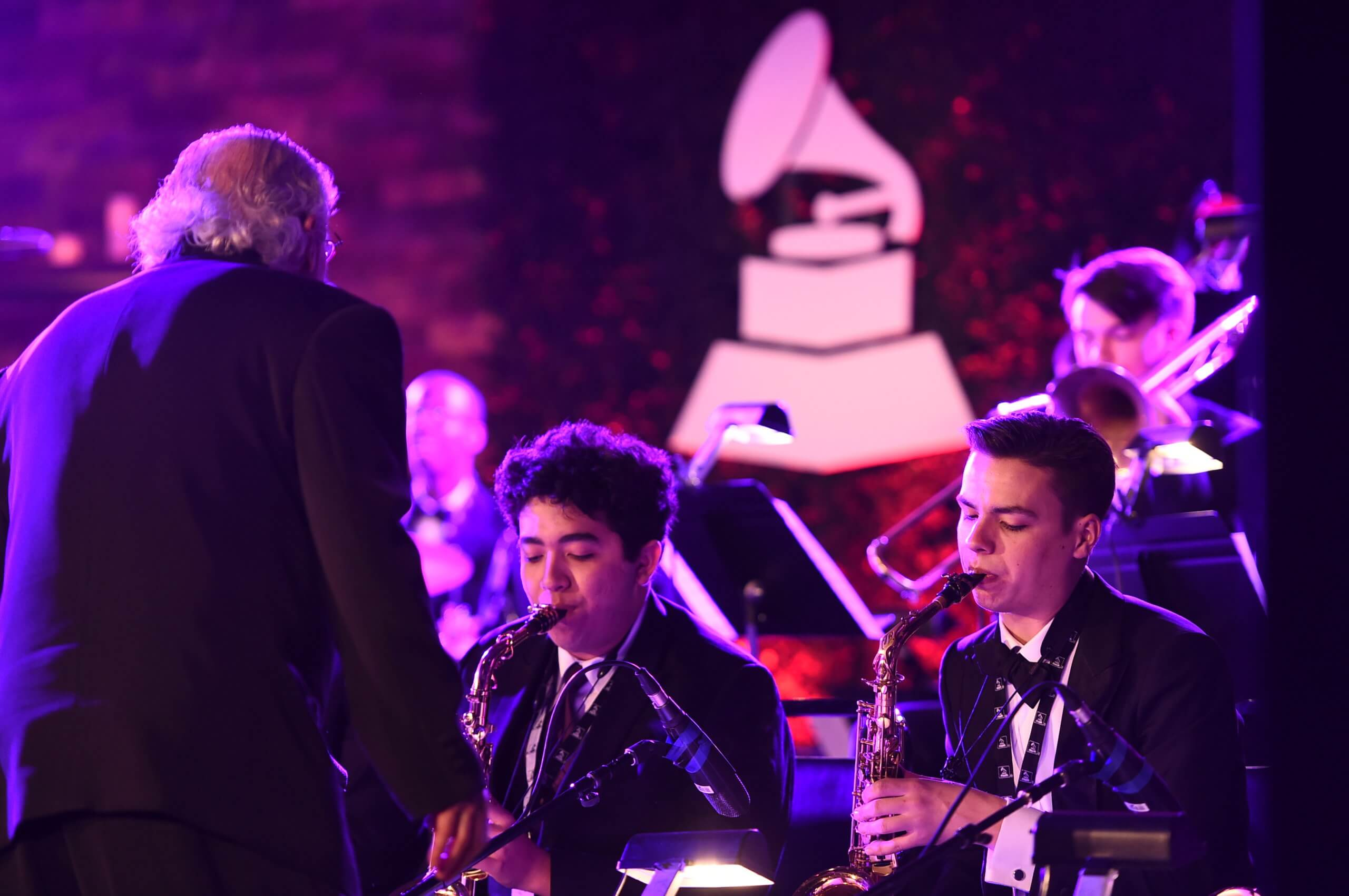 """GRAMMY In The Schools Mini-Lesson: Quick Fix """"In the Field"""" Tip for Bent Clarinet Side Key"""