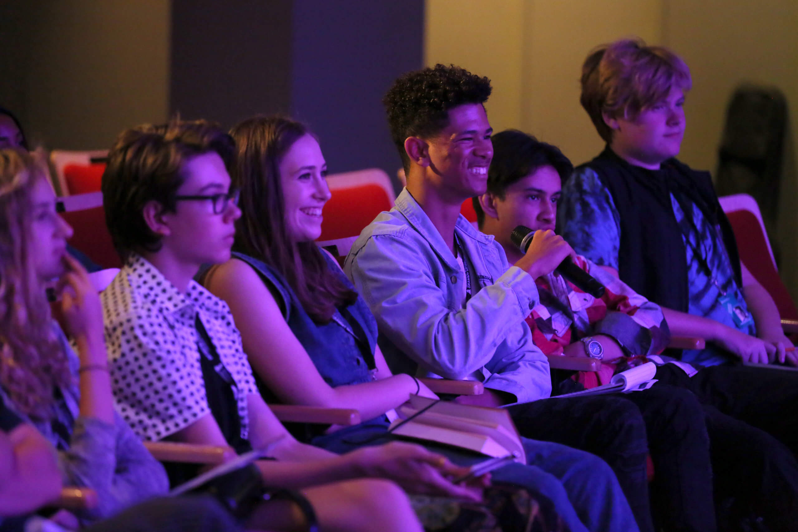 The GRAMMY Museum Awarded California Arts Council Youth Arts Action Grant