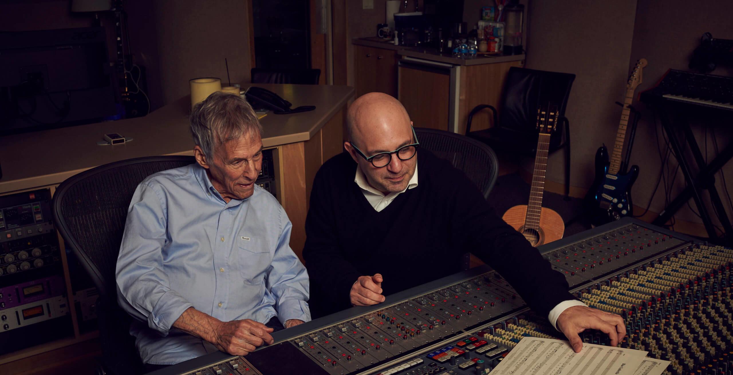 The Drop: Burt Bacharach & Daniel Tashian