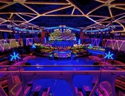 Photo of interior of Hakkasan Nightclub