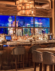 VISTA COCKTAIL LOUNGE NOW OPEN AT CAESARS PALACE