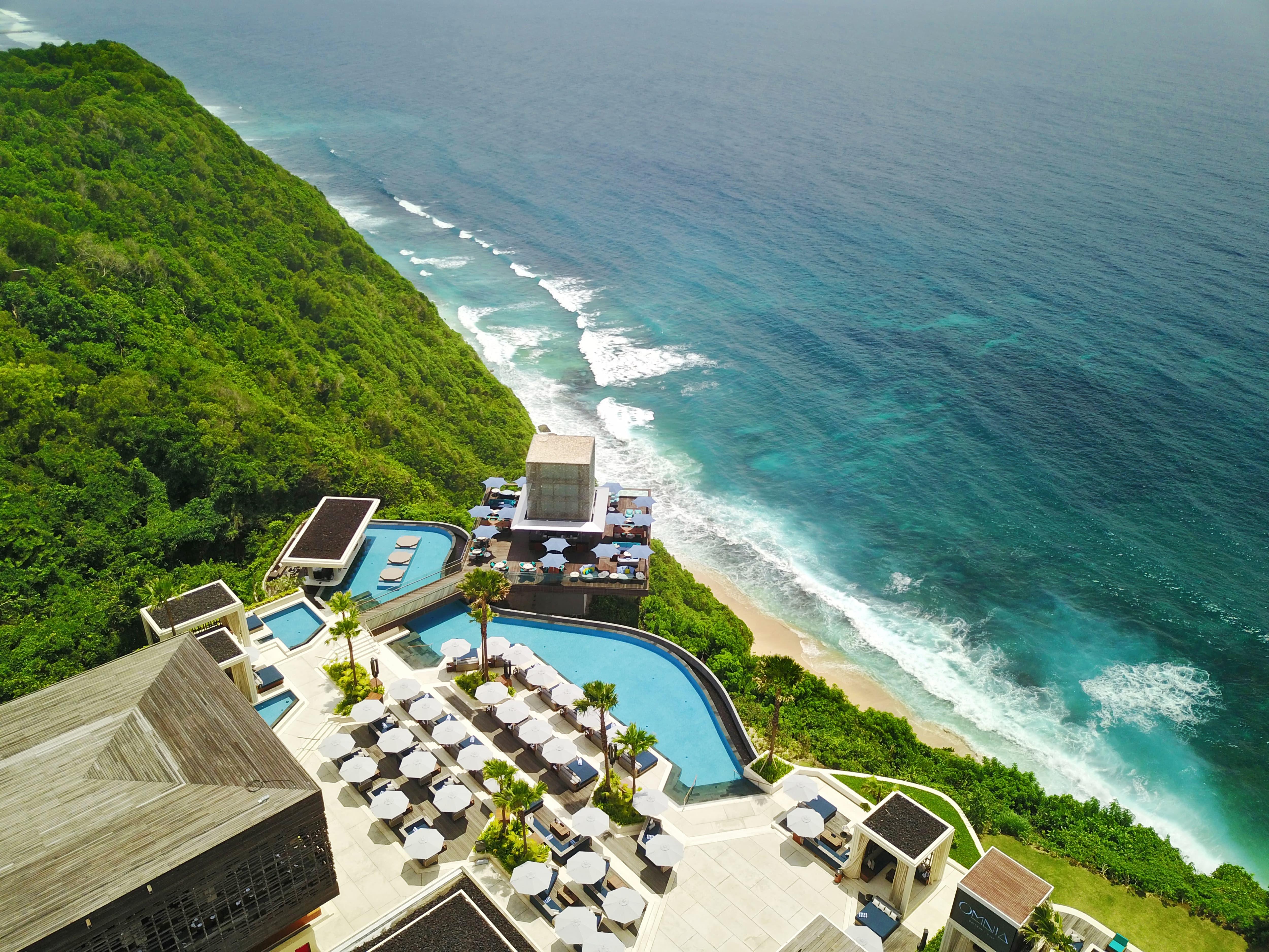 OMNIA Dayclub in Bali & Los Cabos