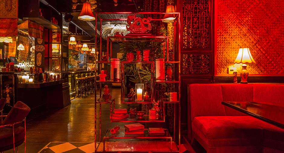 Blind Dragon Bar & Lounge in West Hollywood