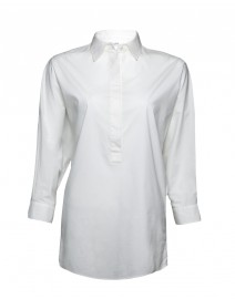 Song Stretch Cotton Shirt | MaxMara