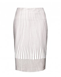Sospiro Silk Faille Pencil Skirt | MaxMara