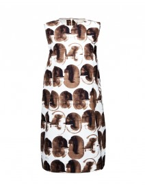 Cora Printed Cotton Dress | MaxMara