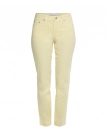Cotton Garment Dyed Tapered Leg Pant | Fabrizio Gianni