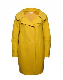 Cotton Pique Coat | Paule Ka