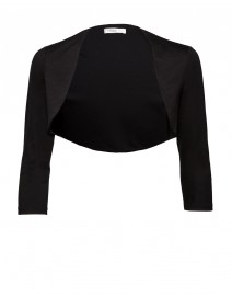 Stretch Cotton Bolero | Paule Ka