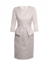 3/4 Sleeve Suit Dress | Paule Ka