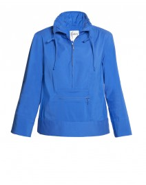 Stretch Cotton Anorak | Finley