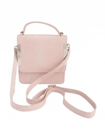 Lola Pink Small Satchel | Laura Vela