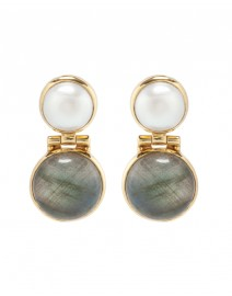 Grande Positano Drop Earrings | Julie Vos