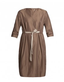 Eva Dress with Grosgrain Tie | MaxMara