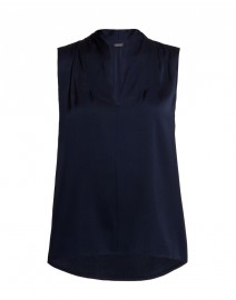 Judith Stretch Silk Blouse | Elie Tahari