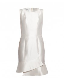 Silk and Wool Sleeveless Dress | Arthur Mendonca